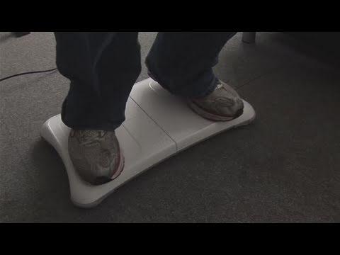 wii balance board manual