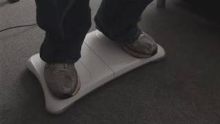 How To Use The Wii Balance Board