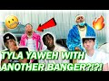TYLA YAWEH WITH ANOTHER BANGER?!?! TYLA YAWEH - STUNTIN ON YOU FT. DABABY  REACTION!!