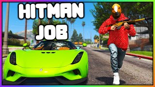 GTA 5 Roleplay - HITMAN JOB GOES WRONG | RedlineRP