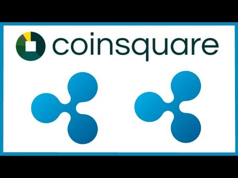 Ripple XRP to be listed on Canadian Exchange Coinsquare in February - Expansion in US & UK