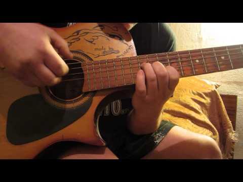 знакомые мелодии на гитаре