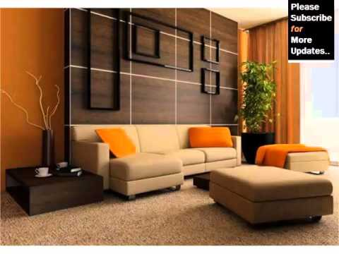 Brown Color Decoration | Room Decor Pictures