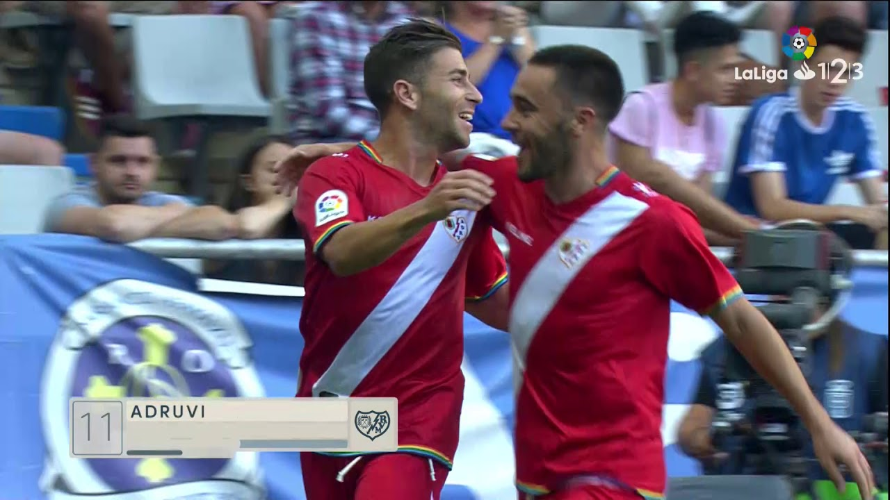 Real Oviedo 2 - 3 Rayo Vallecano