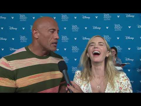 d23-2019---jungle-cruise-–-itw-dwayne-johnson-and-emily-blunt-(official-video)