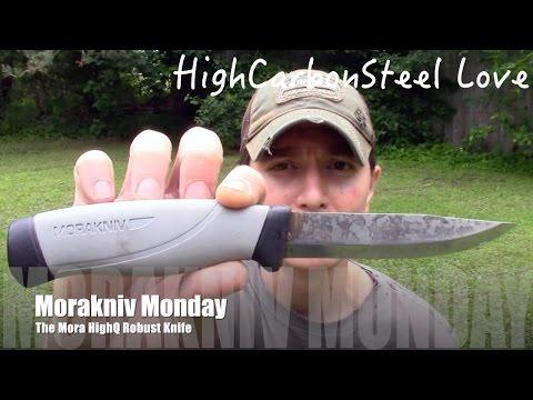 Morakniv Monday - The Mora HighQ Robust Knife