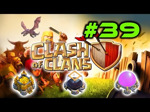 Clash Of Clans #39 - Maxed Out Gold Mines And Elixir Collectors