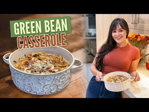 how-to-make-green-bean-casserole-with-bacon