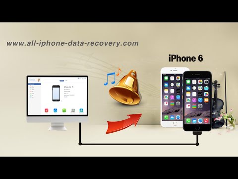 [Ringtones to iPhone 6S Plus]: How to Transfer Ringtones from Computer to iPhone 6/6S Plus