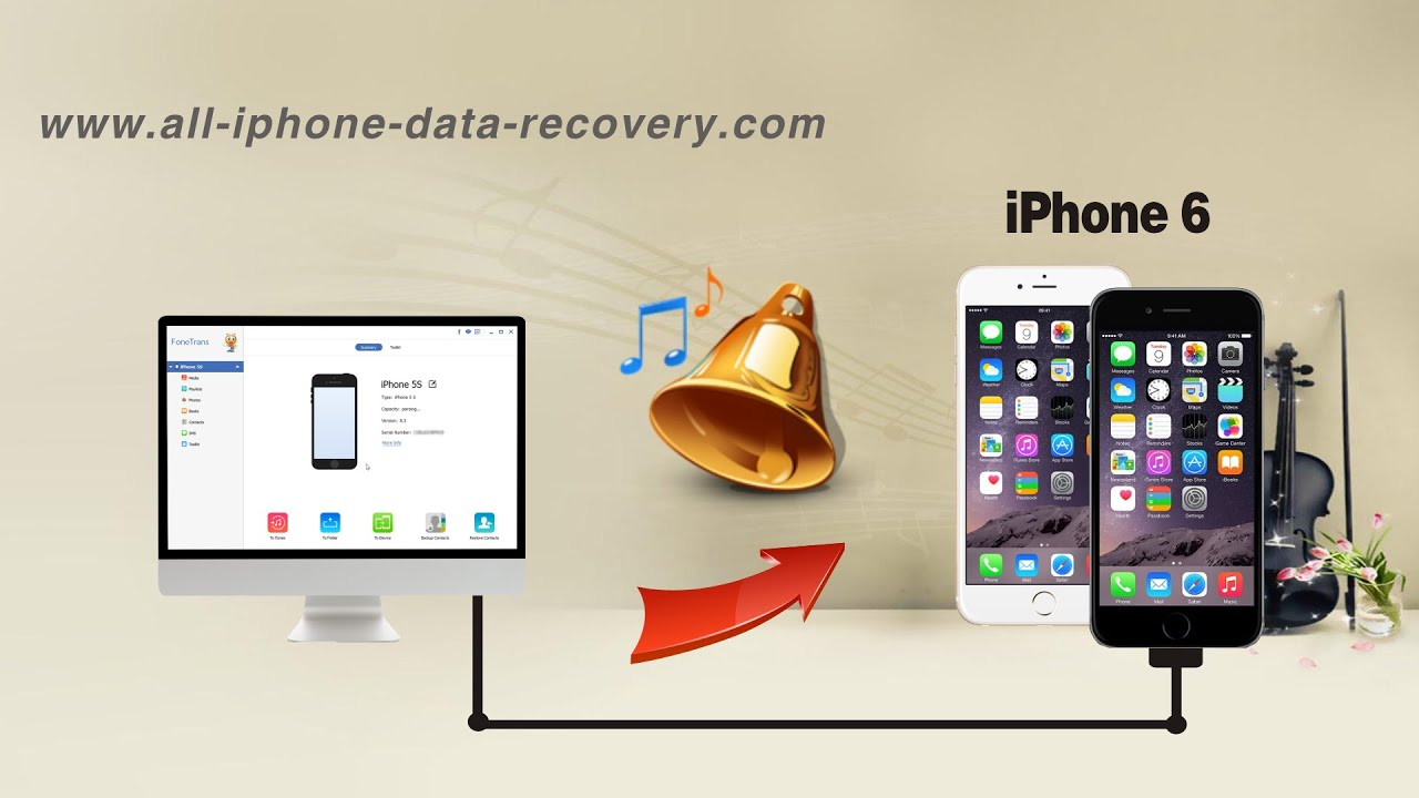 ringtones for iphone 6 ringtones to iphone 6s plus how to transfer ringtones 16035