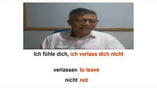 Belajar Bahasa Jerman dengan lagu FÜHRE MICH