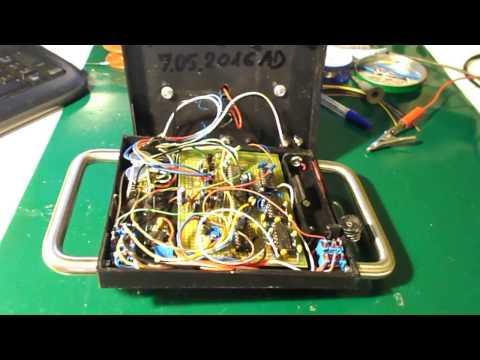 Generator Ultradźwięków (Anty Ratlerek Ultrasonic Gun)
