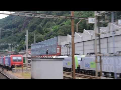Treno IR Bellinzona-Zurigo FFS-SBB-CFF.
