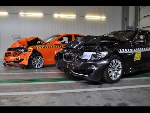 Безопасность BMW - путь длиной в 60 лет (Русские субтитры)