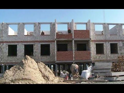 Стало известно, когда в Антипаюте сдадут дом для переселения из аварийного жилья