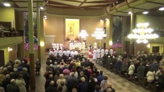 Wigilia Paschalna 2017 -Liturgia Eucharystyczna