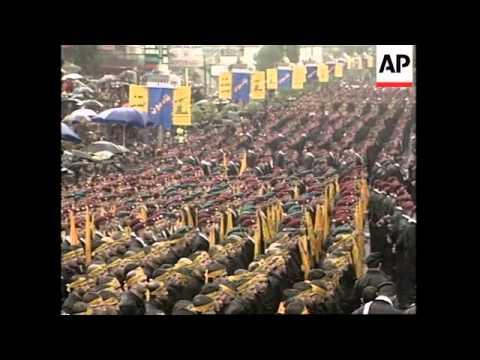 Hezbollah demos, U-S envoy meets President
