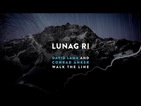 Lunag Ri - David Lama and Conrad Anker