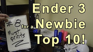 Ender 3 for a newbie - Top 10 things to know!!