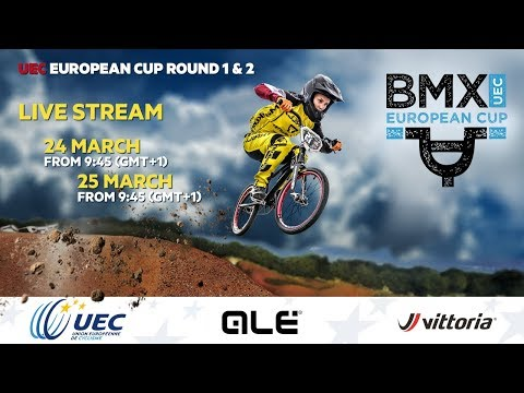 2018 UEC BMX EUROPEAN CUP Rounds 1 & 2 – Verona (Italy), Saturday (morning part)