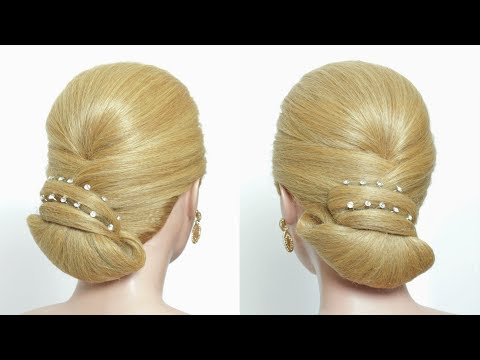 Tutorial: Prom Wedding Hairstyles For Long Hair