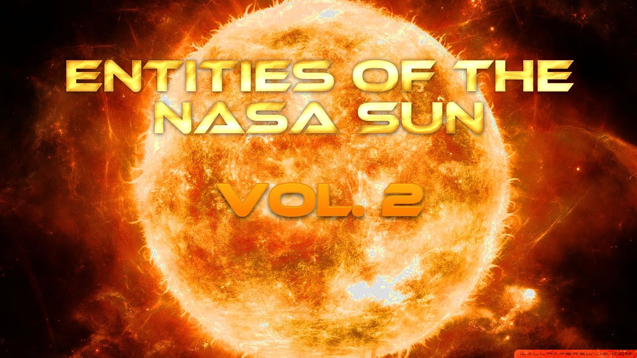 Entities of the NASA Sun - VOL.2 - Yellow Rose for Texas