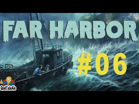 Fallout 4 Far Harbor DLC - Gameplay ITA - Walkthrough #06 - La marea mutevole