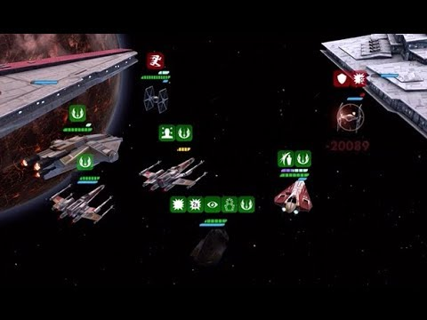Star Wars Galaxy of Heroes // Fleet Challenge: Unlocking 6* Endurance