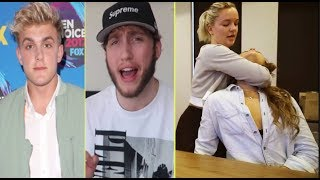 Jake Paul & Team 10 Claim FaZe Banks Assaulted Meg Zelly & Cheated on Alissa #jakepaulisoverparty!