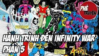 Hành trình đến Infinity War #5: Đại chiến