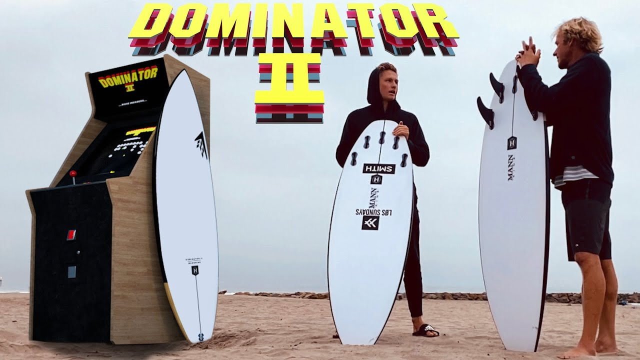 The Dominator II - Wave Type, Tech Breakdown and Sizing with Kevin Shulz and Dan Mann