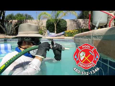 Pool Tile Cleaning Chandler AZ