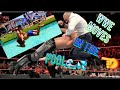 Copying Wwe Finisher Moves In The Pool 2018(Rko,Spear,Styles Clash,pedigree)