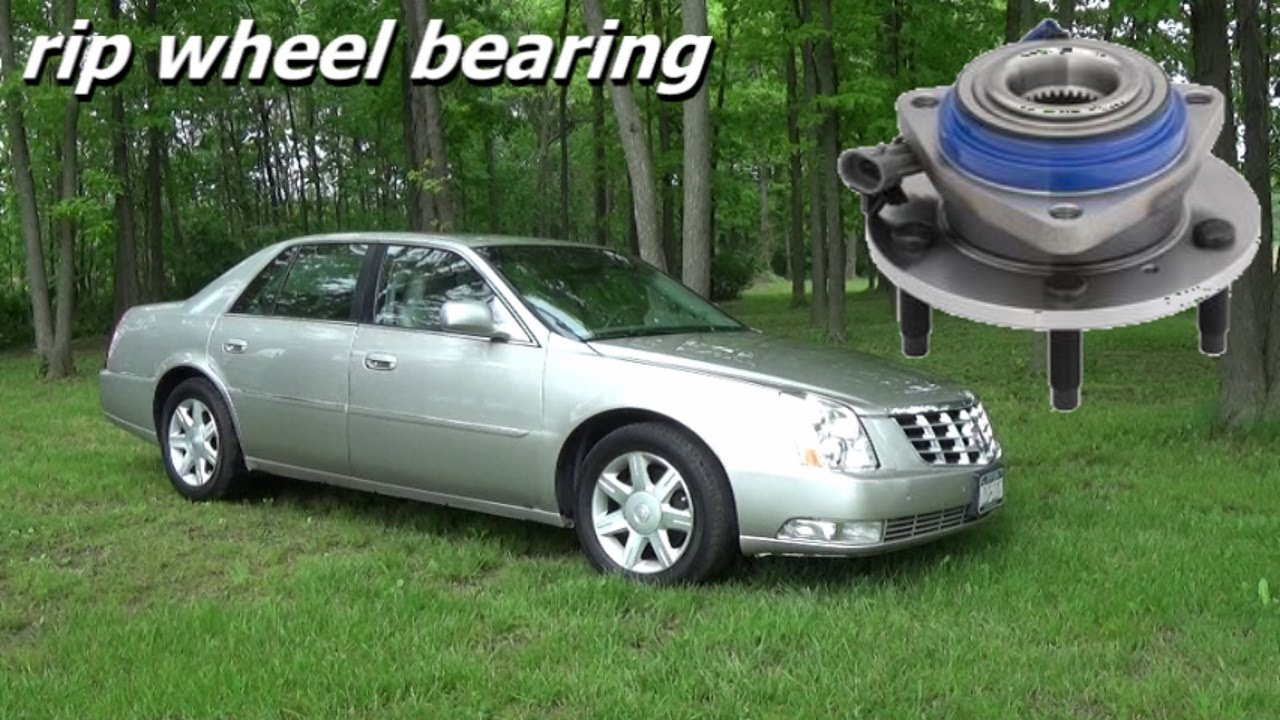 dts front wheel bearing replacement  [ 1280 x 720 Pixel ]