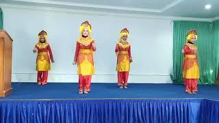 Tari Cindai ( Melayu ) - Pensi SMK BM APIPSU ( XI Ap1 )