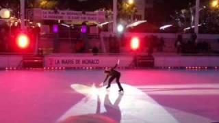 Ледовое шоу в Монако
