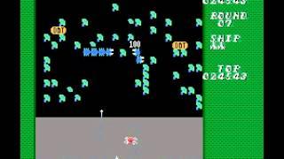 Millipede - Millipede (NES / Nintendo) Game A - User video