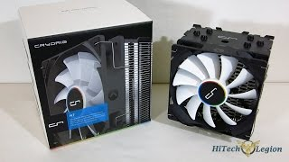 Video Cryorig H7 Universal CPU Cooler Overview, Installation and Benchmarks download MP3, 3GP, MP4, WEBM, AVI, FLV Oktober 2018
