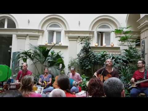 Kirtan Band Koncert - Sita Ram Jay Hanuman- Magnet Ház -Budapest