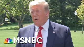 'Textbook Example Of Abuse Of Power': Fmr Top DOJ Atty Rips Trump   The Beat With Ari Melber   MSNBC