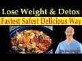 watch he video of Lose Weight, Flush the Fat, & Detox the Fastest Safest Delicious Way - Dr Alan Mandell, DC