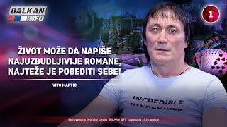 INTERVJU: Vito Martić - Bio sam noćna mora sarajevskim mangupima i kriminalcima! (29.8.2019)