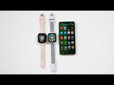 Apple Watch + Android