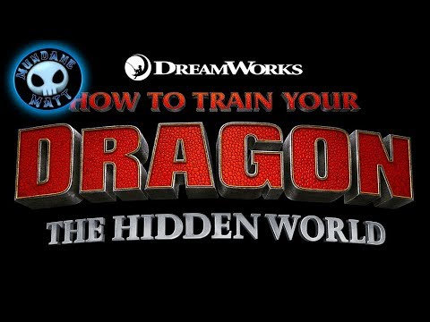 HOW TO TRAIN YOUR DRAGON 3 plot details