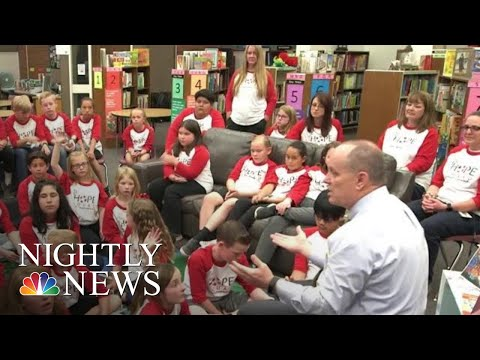 Suicide Intervention Program Hopes To Change How Kids Talk About Mental Illness | NBC Nightly News