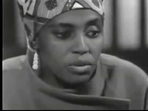 Interview With The South African Legend Miriam Makeba a k a Mama Africa