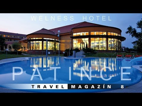 Wellness hotel Patince - Slovakia [HD] Travel Magazín 008 (Travel Channel Slovakia)