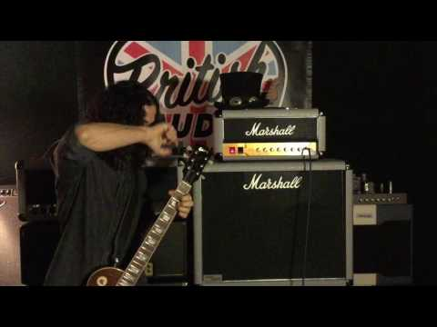 Marshall Mini Silver Jubilee 2525 Demo | British Audio