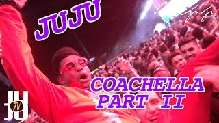 COACHELLA VIDEO! Part 2! It's lit! SUBSCRIBE and click the Bell to ...