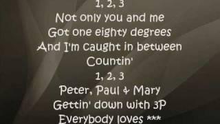 3 by britney spears with lyrics